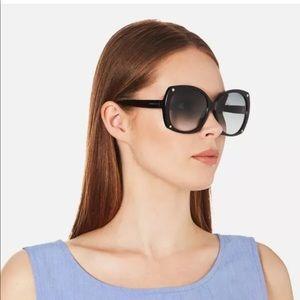 Tom Ford Gabriella Oversized Sunglasses